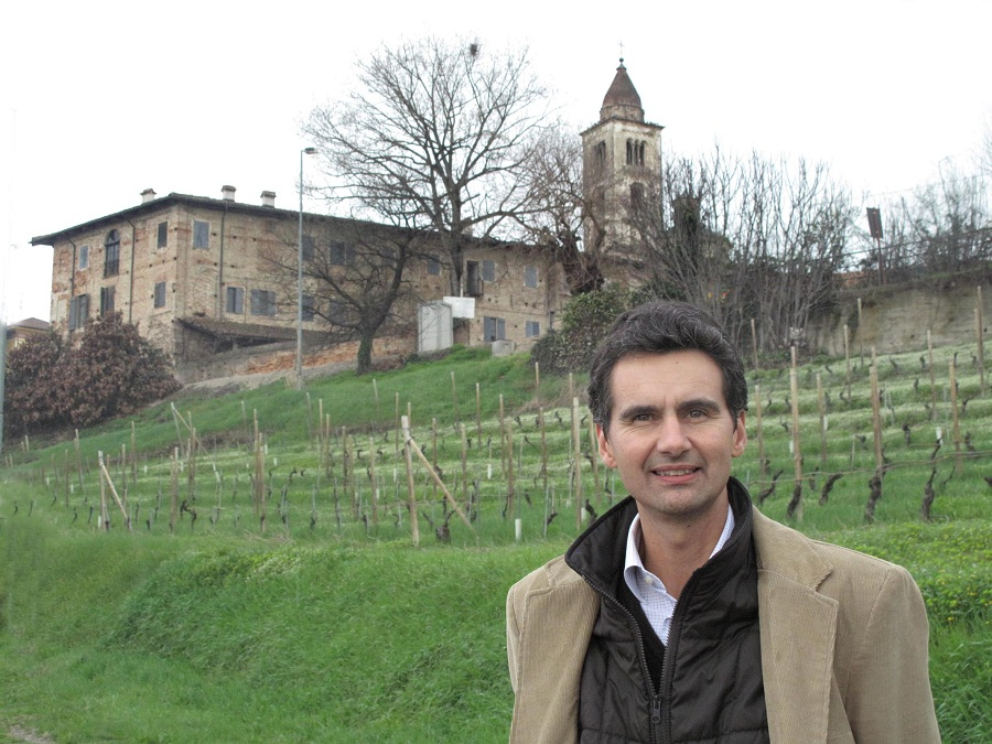Pietro Ratti and Vineyard