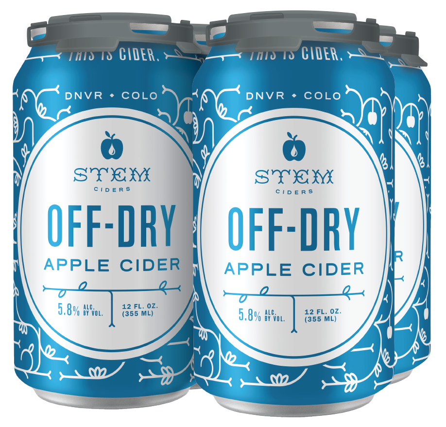Off-Dry 4pack