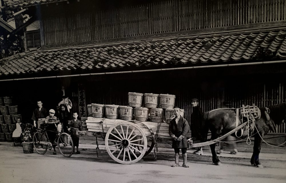 Old brewery1900s
