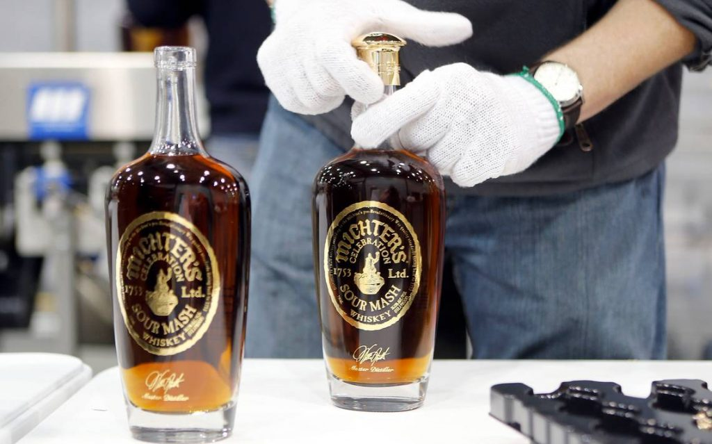 Michters Sour Mash Celebration