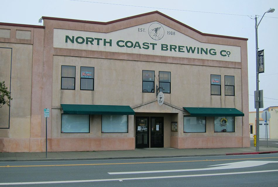 North Coast Brewery