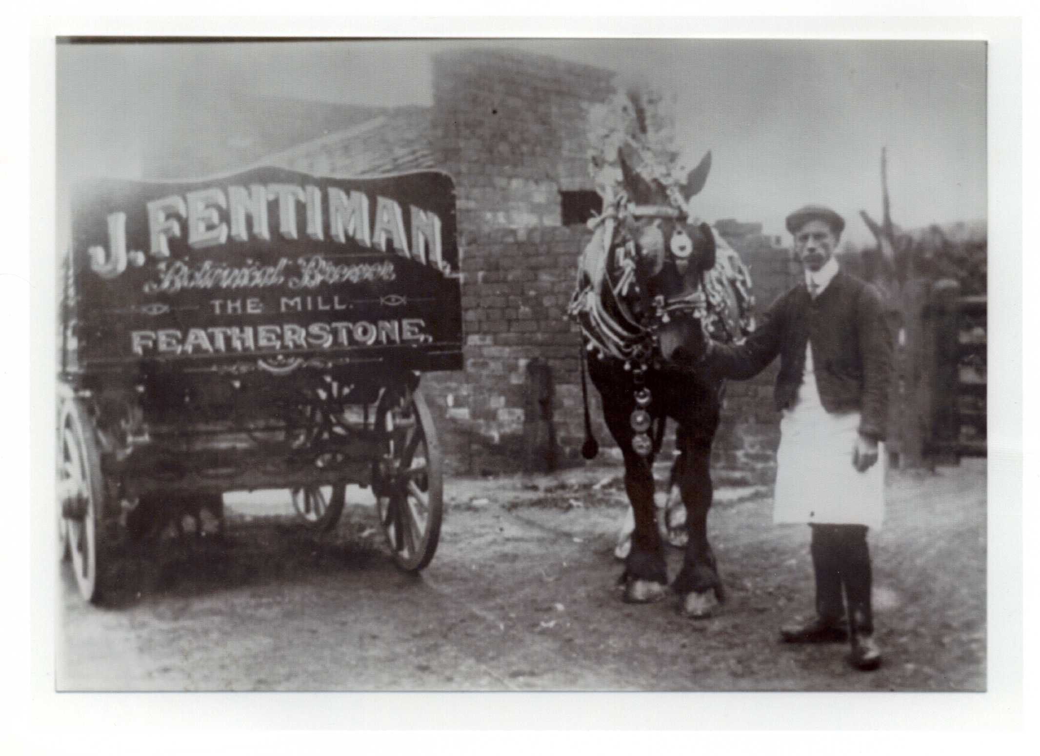 Copy of Fentimans Horse _ Cart