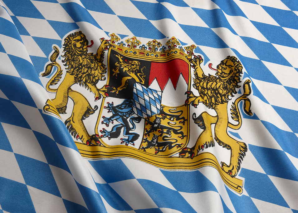 Copy of Bavarian flag