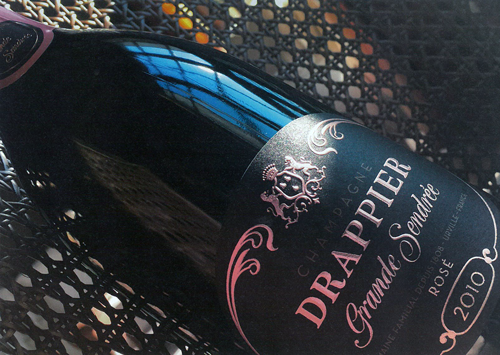 Drappier Grande Sendree Rose 2010