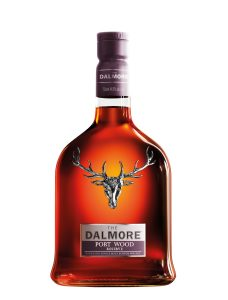 The Dalmore 2018 Port Wood Reserve Bottle Shot