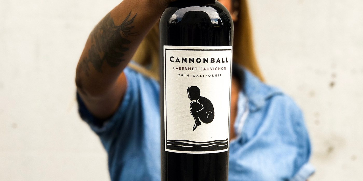 cannonball wine