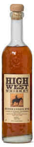 High-Res PNG-HWD Rendezvous Rye Bottle Shot