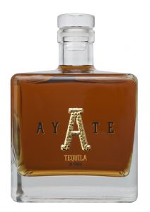 Ayate Anejo Bottle Shot - High Res