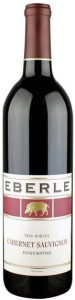 EBERLE WINERY CABERNET SAUVIGNON ESTATE 2015_noyear