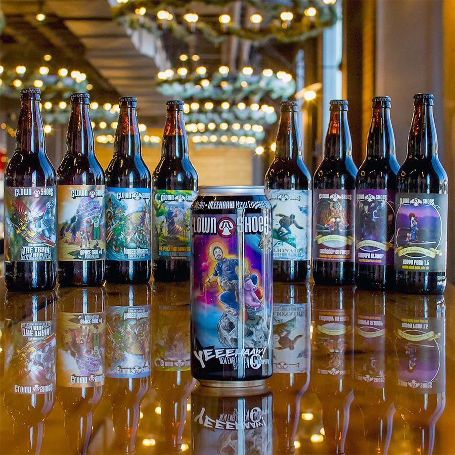 Pic 16 Anniversary beers