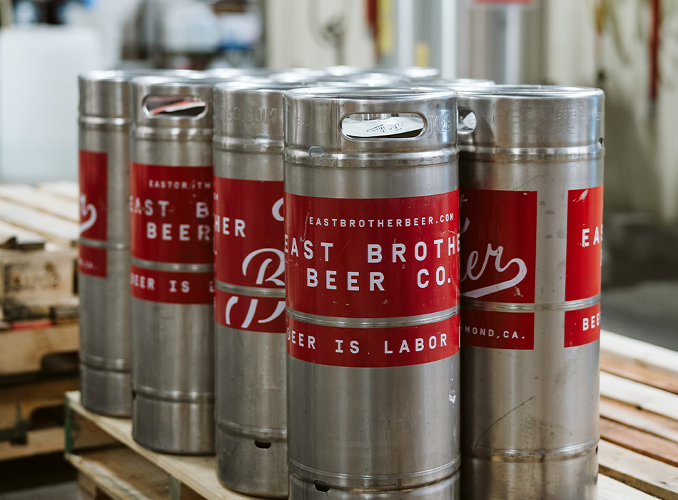 East Brother 'Beer is Labor'