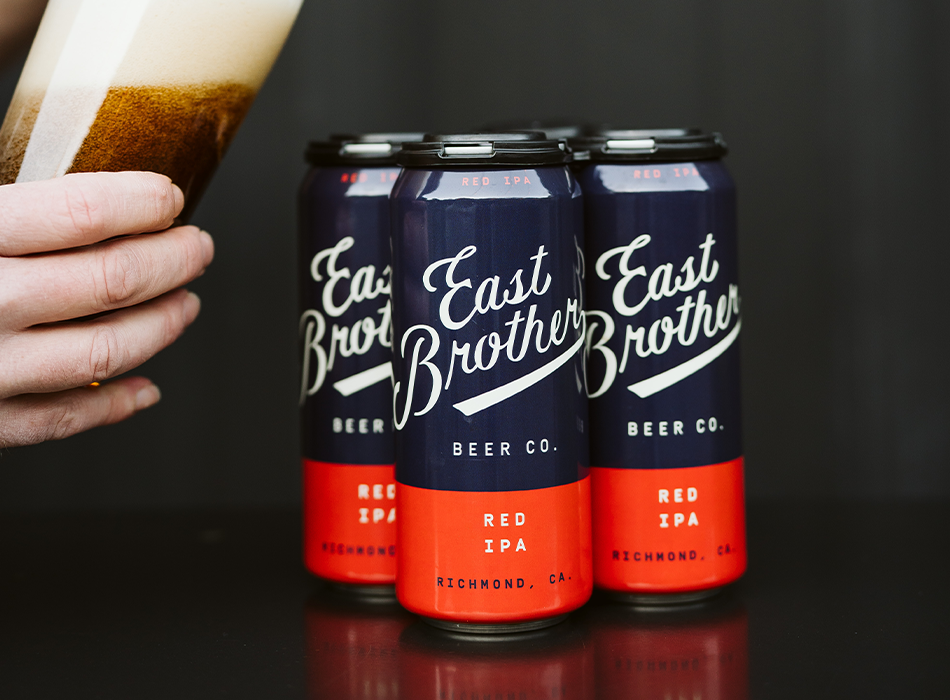 East Brother Red IPA