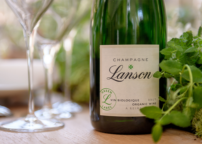 Champagne Lanson Green Label