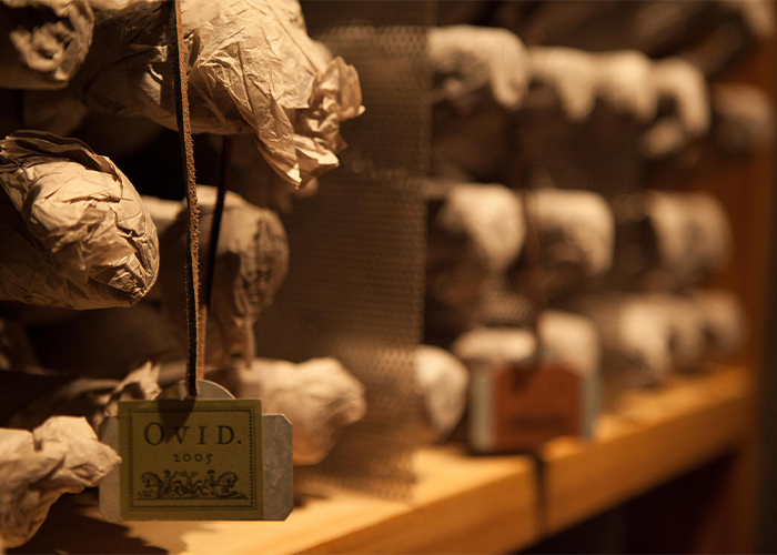 OVID library of wines