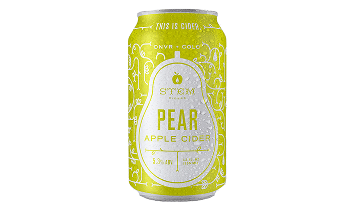 STem Ciders Pear Apple Cider
