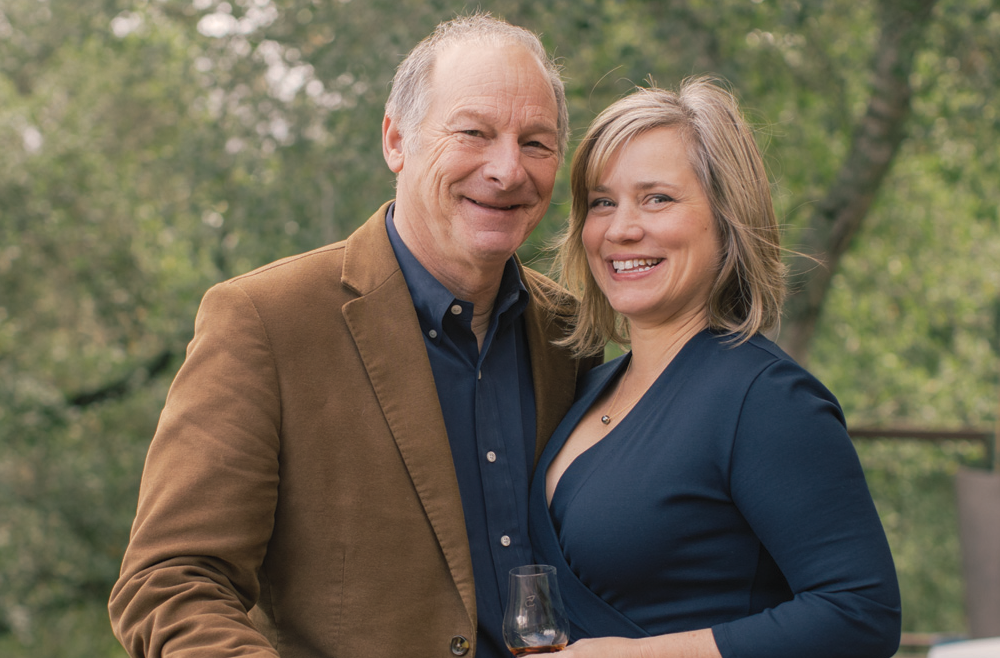 Old Carter Whiskey Co Owners, Mark and Sherri Carter