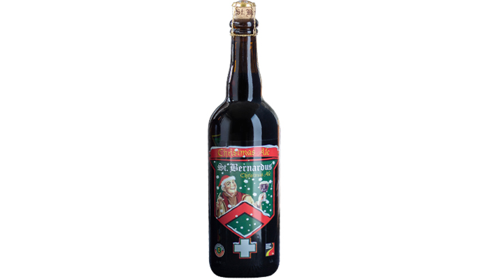 holiday beer_St. Bernardus Christmas Ale