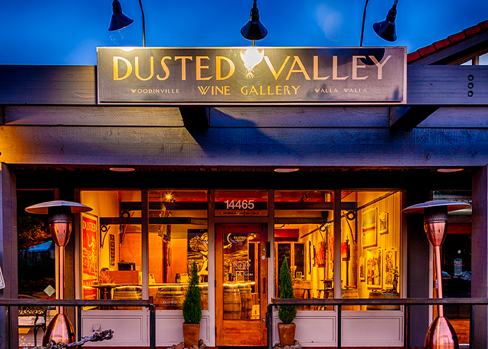 Dusted Valley Tasting Room
