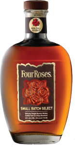 Four Roses Small Batch Select Bottle