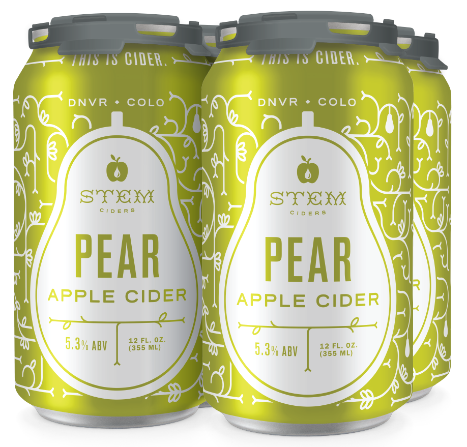 Pear 4pack