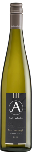 Astrolabe Marlborough Pinot Gris 2016