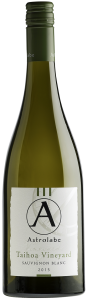 Astrolabe Marlborough Taihoa Sauvignon Blanc 2015