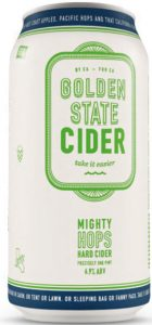 Golden State Cider Mighty Hops