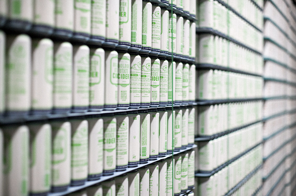 Mighty Hops cans