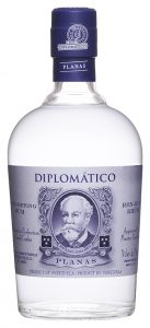 Production Label, Domestic, Assembly line Bottle Shot Diplomático Planas Rum 092518 GH