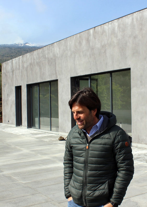 Michele-Faro-at-his-new-Pietradolce-winery