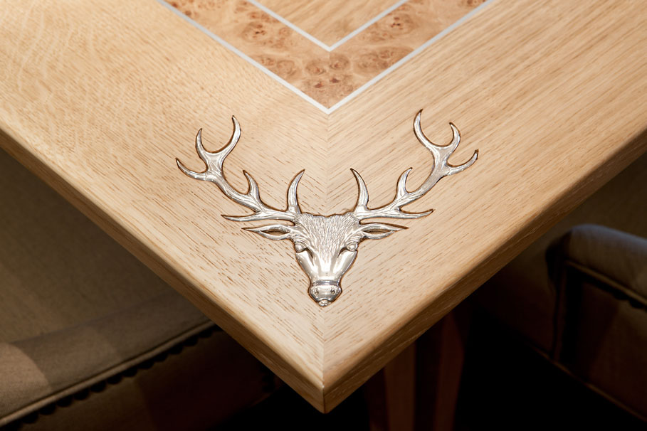 Dalmore distillery in Alness, refurbished by JAM Studio architects.