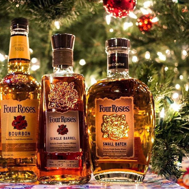 four roses holiday