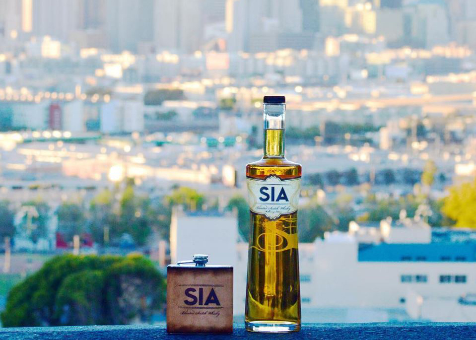 Sia Scotch lifestyle