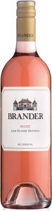 brander los Olivos District Rose 2016