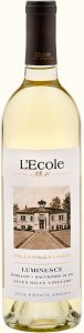 L'ECOLE NO 41 LUMINESCE SEVEN HILLS VINEYARD 2016