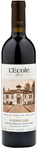 L'ECOLE NO 41 PERIGEE ESTATE SEVEN HILLS VINEYARD 2015