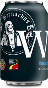 St Bernardus Wit 330ml can_no BG