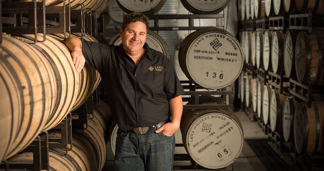 Laws Whiskey_founder-Al-Laws