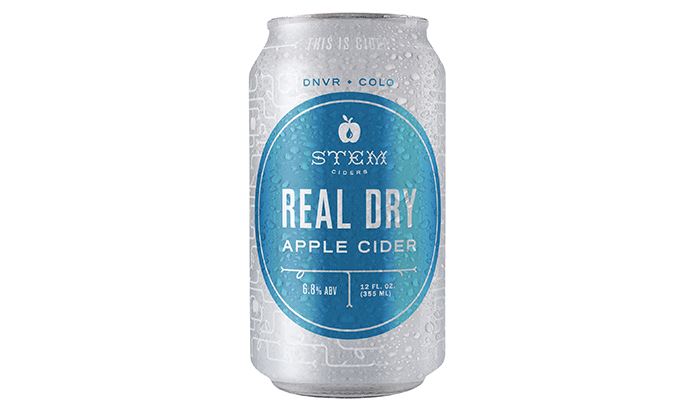 Stem Ciders Real Dry Apple Cider