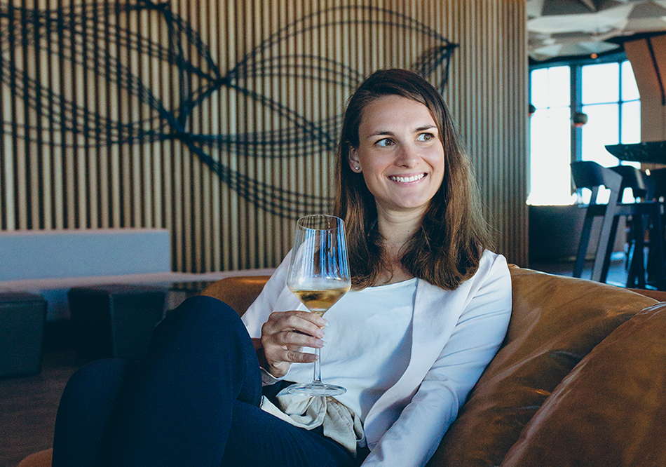 Charline Drappier-women of wine warehouse